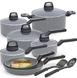 titanium cookware non stick