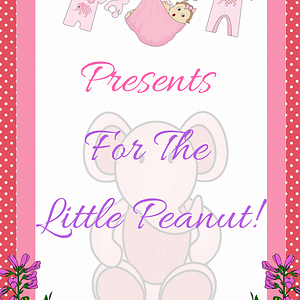 Pink Ele Presents Sign