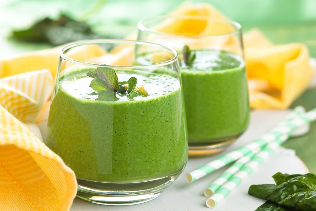 batidos verdes para adelgazar