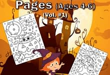 Photo of Halloween Coloring Pages For Kids