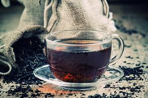 té negro propiedades