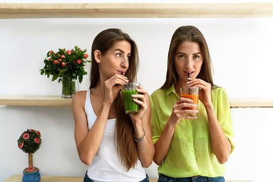 jugos verdes para adelgazar